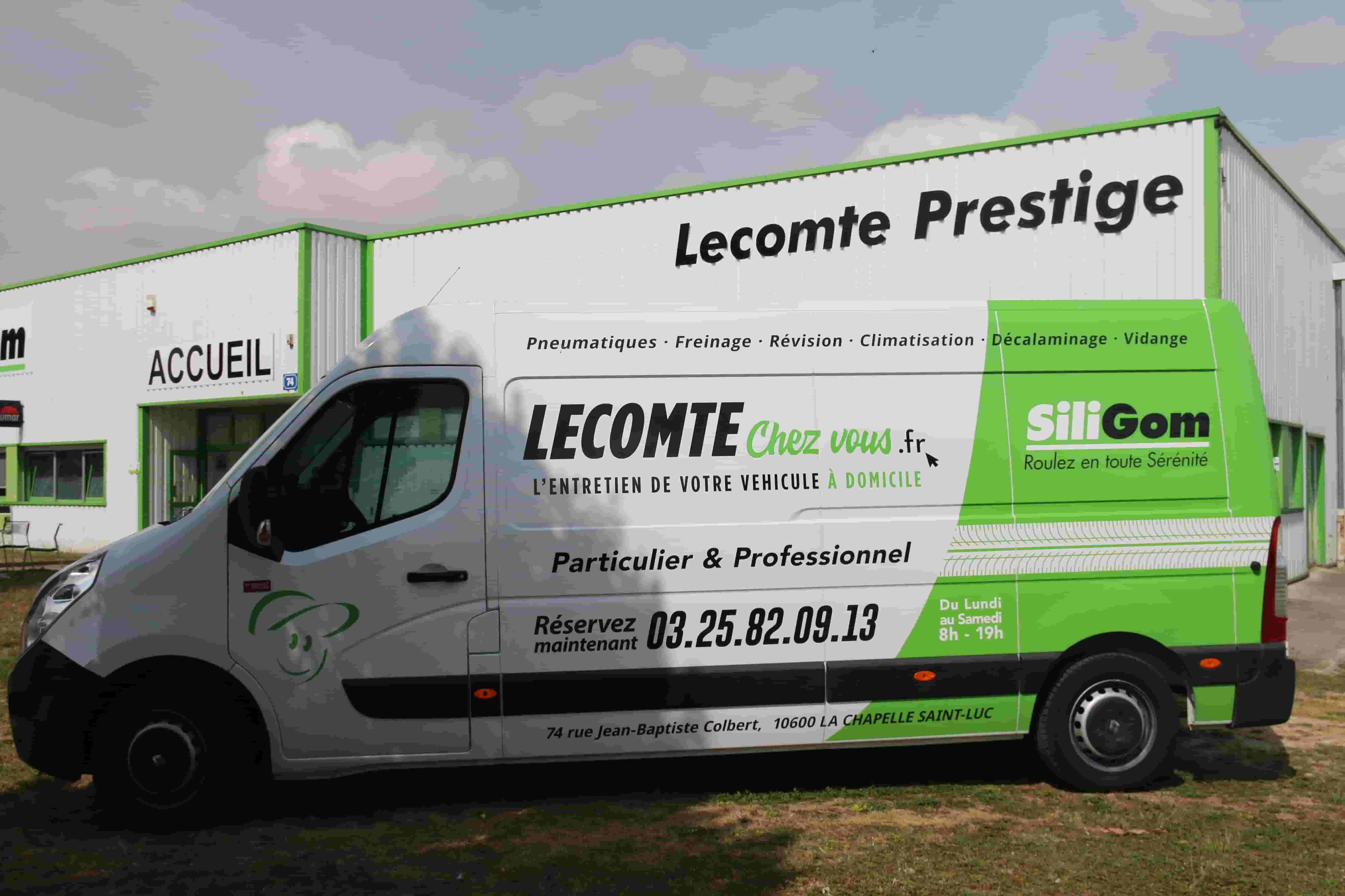 Lecomte Prestige *