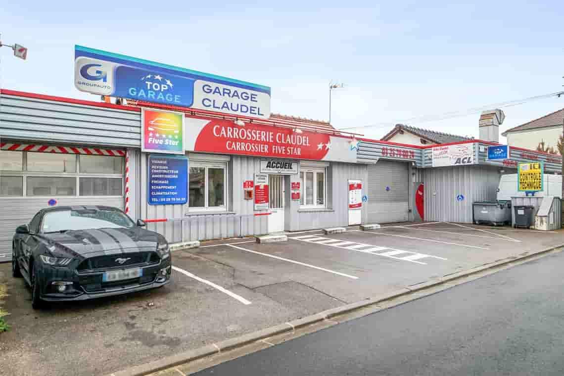 Garage Claudel